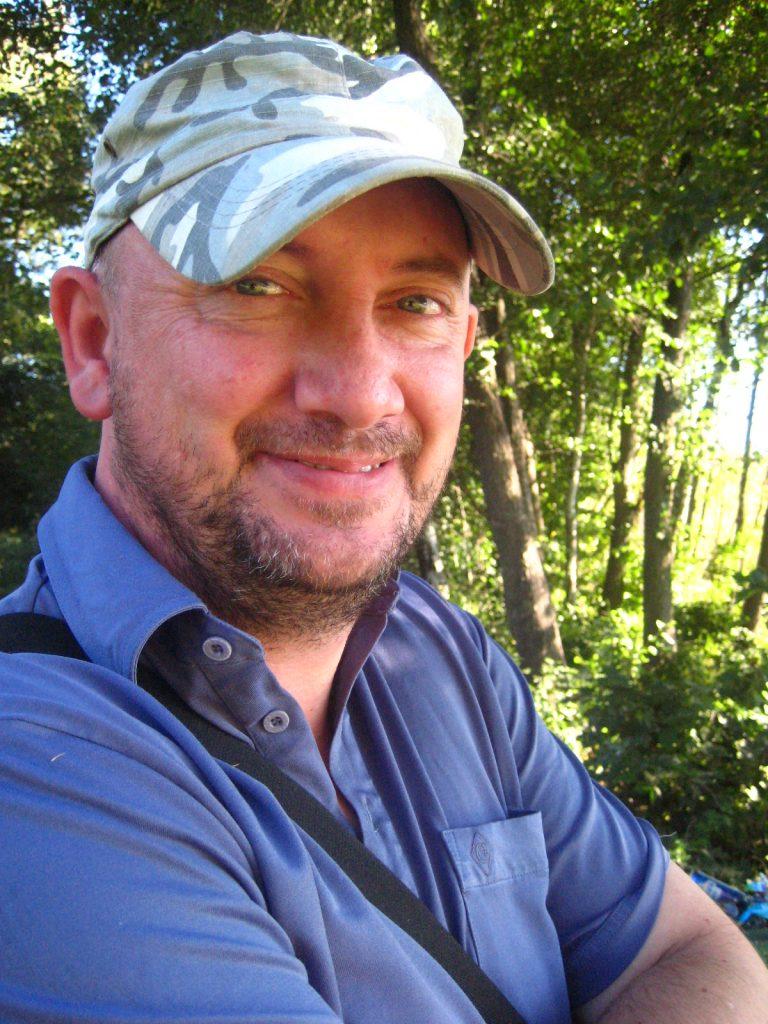 Zdjęcie portretowe panelisty Jacka Soboty